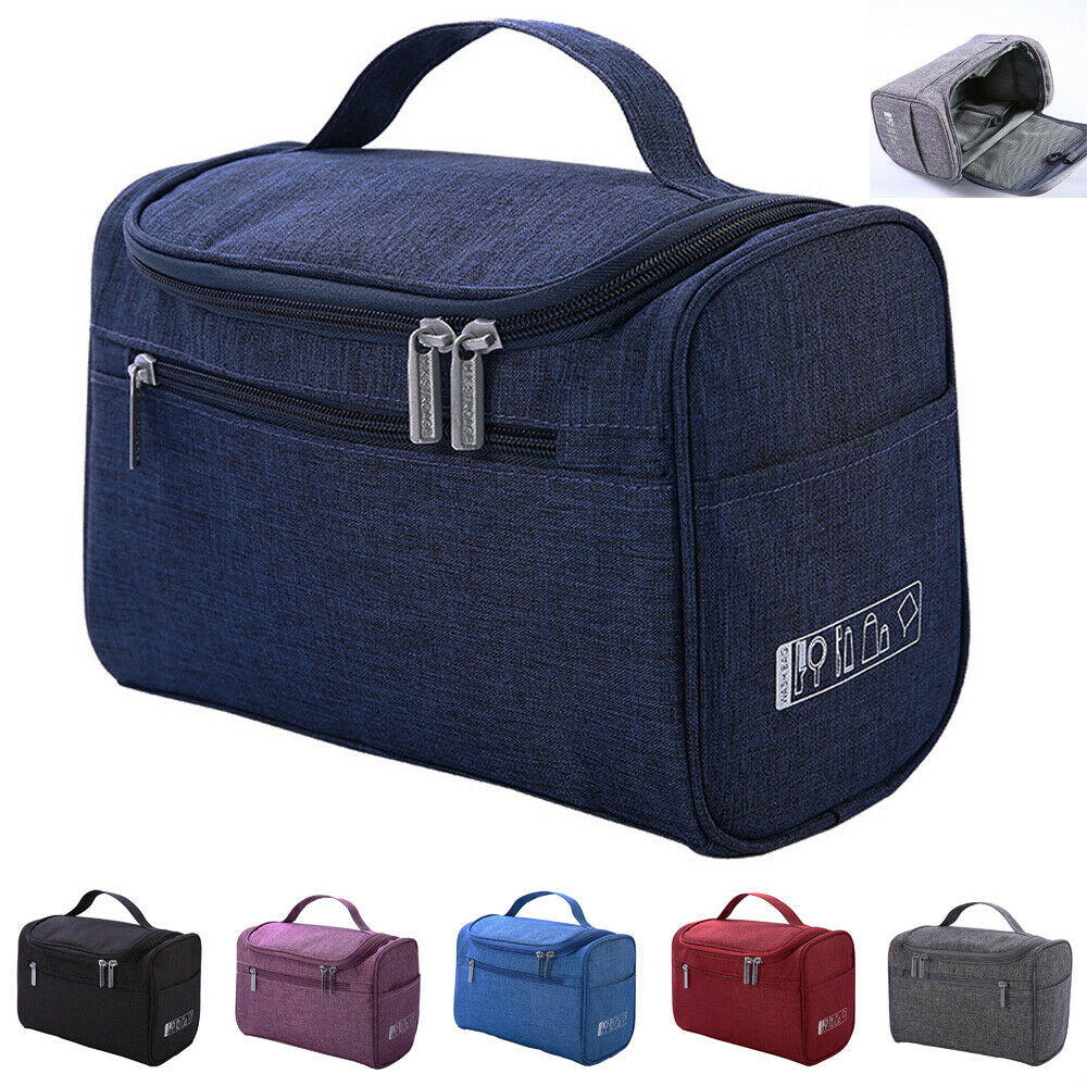 2019 Newest Hot Womens Travel Cosmetic Makeup Bag Toiletry Case Large Capacity Wash Bag Organizer Storage Pouch