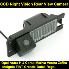 Waterproof CCD Car Rear view font b Camera b font For Opel Astra H J Corsa