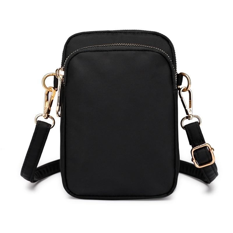 Jielang Shirihan новая Корейская повседневная сумка женская мода Дикий Оксфорд нейлон ткань свежий сумка небольшой площади сумка