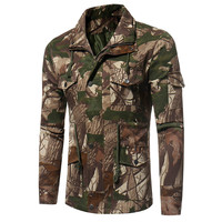 The North Of Men S Leisure Single Button Suit Men Military Camouflage Blazer Cotton Slim Youth