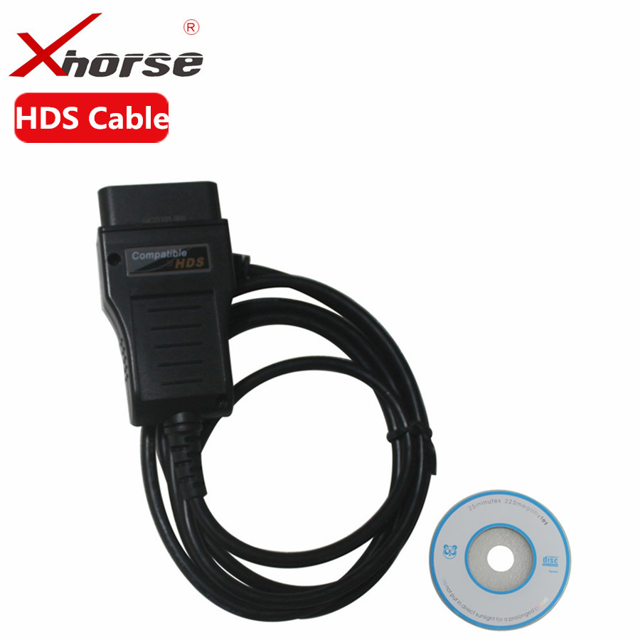 Câble XHORSE HDS pour câble de Diagnostic Honda câble Auto OBD2 HDS