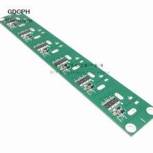 1PCS six-string 350F360F 400F 500F super capacitor equalizer plate