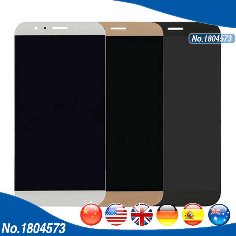G8 LCD Screen For Huawei G8 RIO-L01 RIO-L02 LCD Display With Touch Screen Panel Digitizer Assembly Without Frame 1PC/Lot