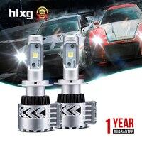 2017 Süper Parlak 12000/Set 72 W H11 H7 Led Lamba G8 Araba Led Farlar Ampul Otomatik Dönüşüm Kiti Otomobil Sis DRL Işık 12 V
