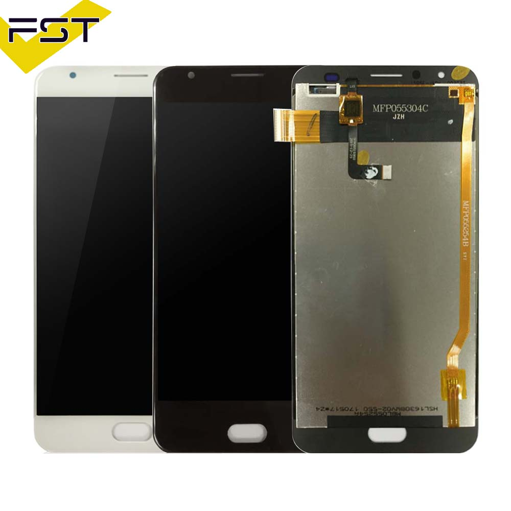 Screen LCD For Ulefone power 2 LCD Display With Touch Screen Digitizer Glass Sensor Assembly Spare Parts