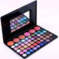 Profesional maquillaje Kit de sombra de ojos 56 Colores de sombra de Ojos y Colorete Paleta de maquillaje Mujeres de La Belleza Cosmética Set
