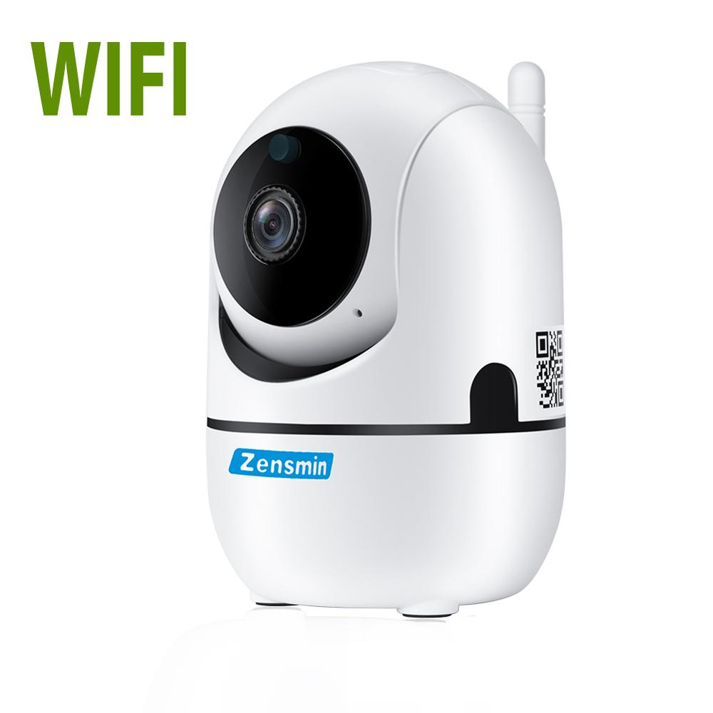 Baby Monitor 1080P IP wireless camera intelligent auto tracking of human movement cloud home security CCTV