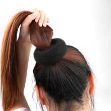 Hair Bun Maker Foam Sponge Ring