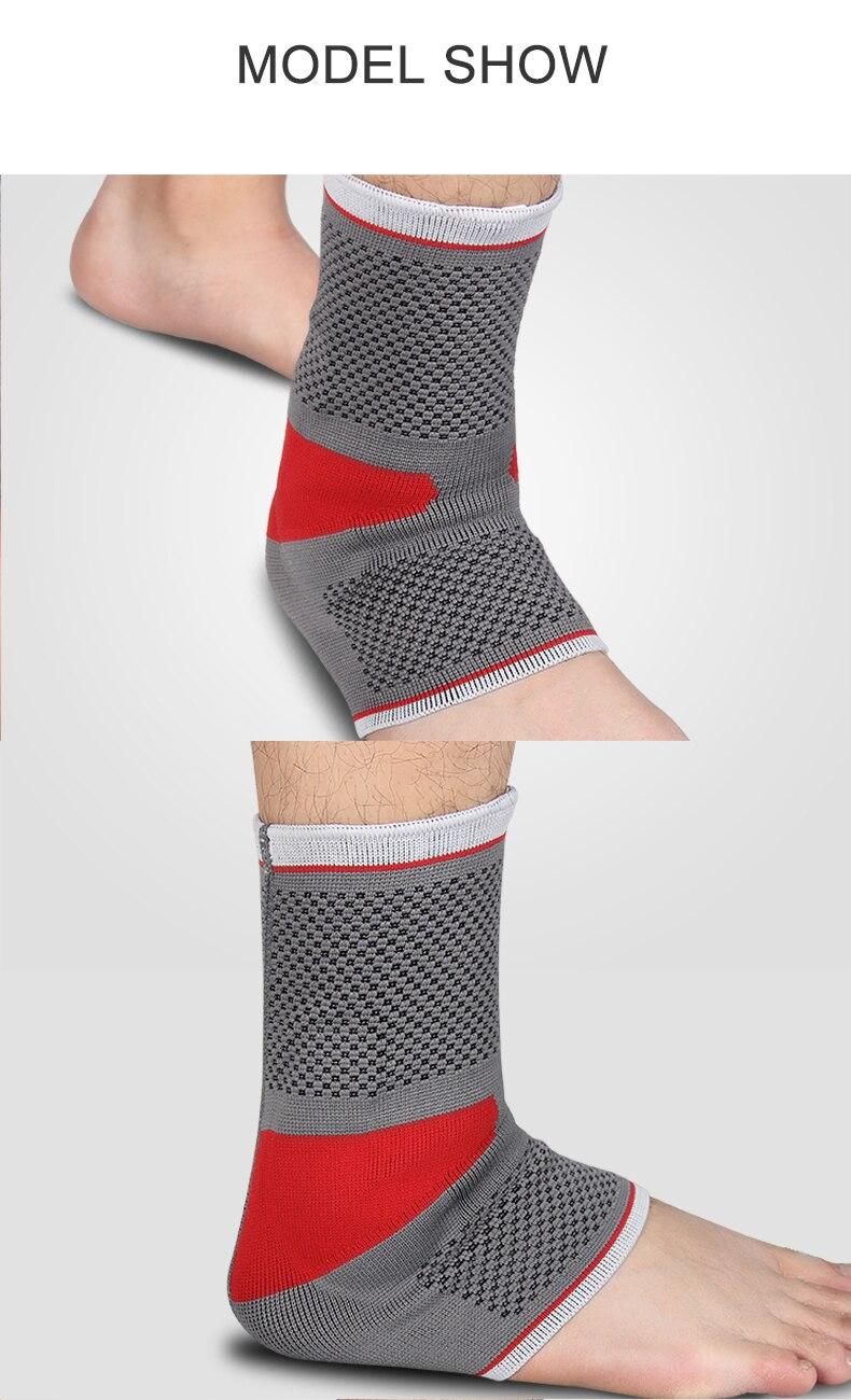 conjunta proteção do pé nua capa de