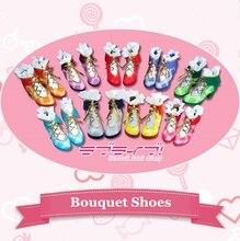 LoveLive! Kotori Minami/Nico/Tojo Nozomi Bouquet Flower Awaken Cosplay Shoes LoveLive All Members School Idol Cosplay Boots цена