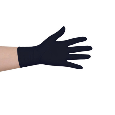 10 Pairs/Pack Acid And Alkali Extra Strong Medical Black Free Nitrile Disposable Gloves Electronics, Food, Medical, Laboratory 10 pairs pack acid and alkali extra strong medical blue free nitrile disposable gloves electronics food medical laboratory