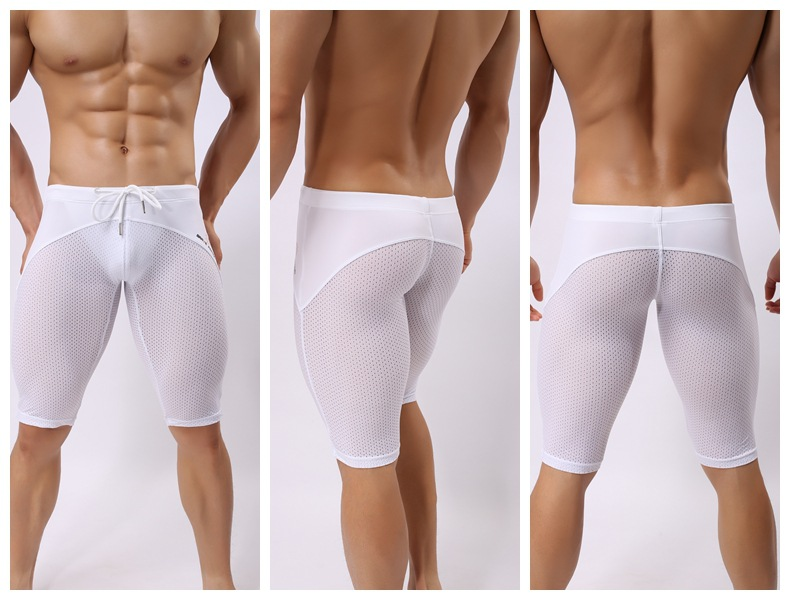 Shorts Multi-Functional Men Breathable BRAVE PERSON Pants Gym of High-Quality