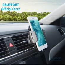 Dsupport CD Car holder 360 Degree Universal Phone Holders Air Vent Phone Stands For smartphone LP-8D низкая табуретка cd degree