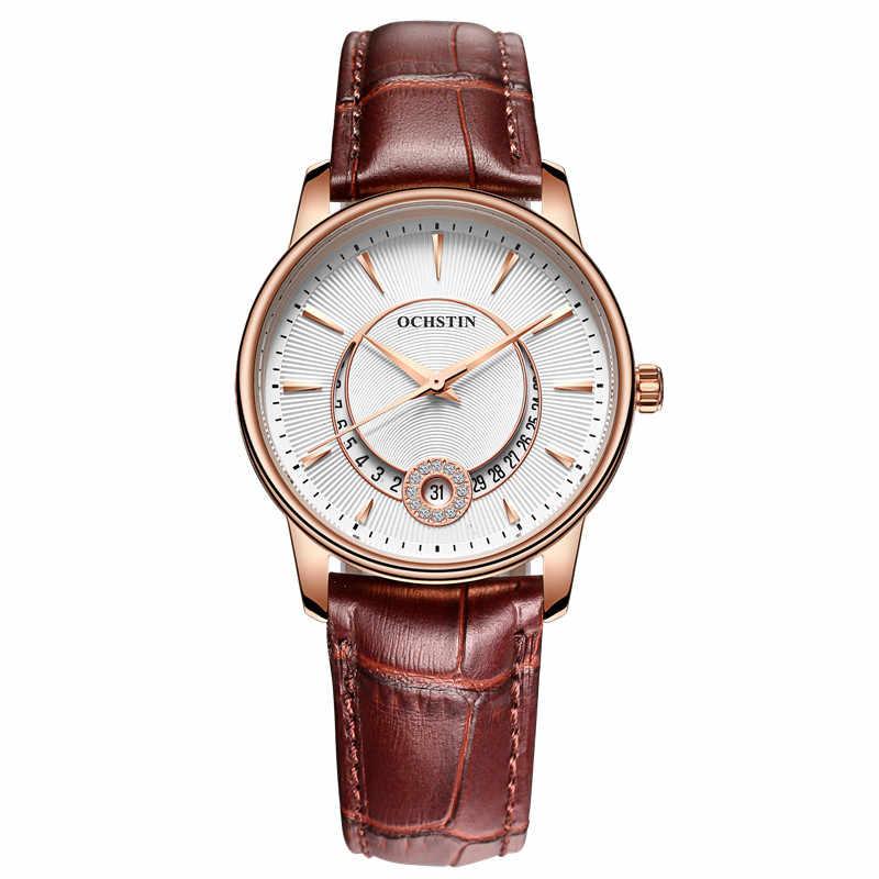 Marque OCHSTIN femmes montres mode Montre à Quartz femmes Montre-bracelet horloge Relojes Mujer robe dames Montre affaires Montre Femme