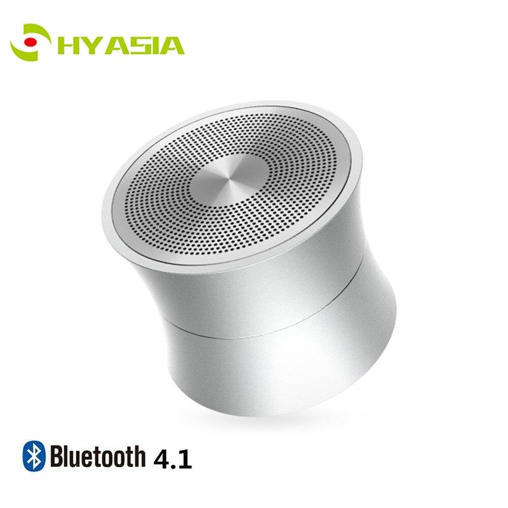 HYASIA wireless bluetooth speakers PC mini portable subwoof bluetooth audio music play loudspeaker AUX outdoor Speaker Computer