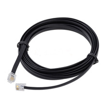 1pcs 11cm or 5m Long 6pin Plug Front Panel Separate Cable for TYT 7800 9800 TH-9800 TH-7800 Radio
