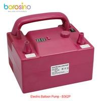 Borosino Party Decoration Newly Multifunctional Balloon Blower Machine Digital Electric Balloon Pump B362P