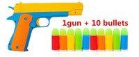 NEW Classic M1911 Toys Mauser Pistol Children S Toy Guns Soft Bullet Gun Plastic Revolver Kids
