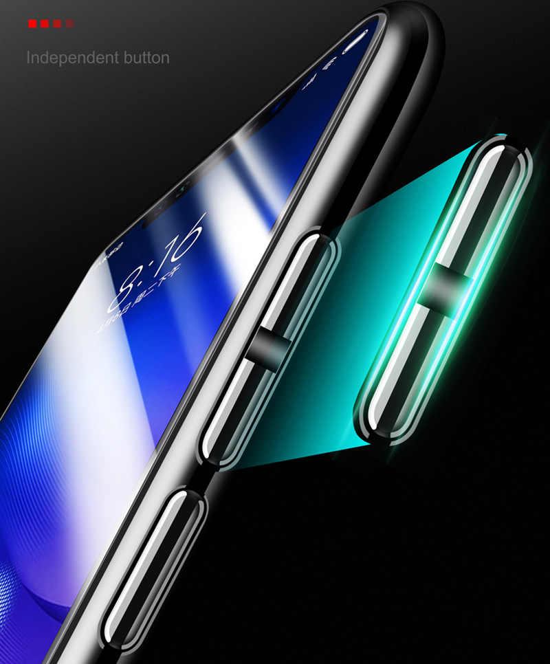 Металлический магнитный чехол для Xiao mi Red mi K20 Note 7 pro 5 6 Pro 6A стеклянный магнит чехол для mi 9 8 SE Lite Pocophone F1 чехол для телефона