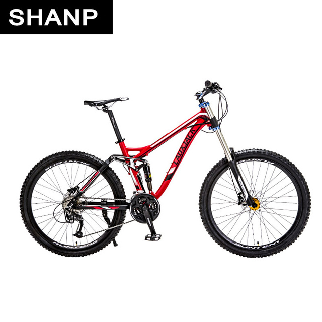 Aliexpress.com : Buy LAUXJACK Mountain Bike Full Suspension Aluminum ...