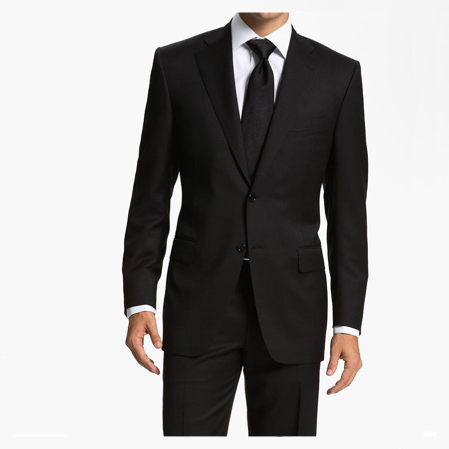 e479fbf2d0dbe4 BIG SALE  CHEAP Custom Made Black Men Suits For Men Suit