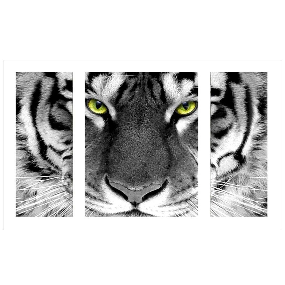 Bohren voll tiger 5d diamant diy malerei handwerk kit home decor diamant stickerei bilder von strass kreuzstich leinwand