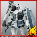 "Original BANDAI Tamashii Nations Robot Spirits Exclusive Action Figure - RX-78-3 G-3 Gundam ver. A.N.I.M.E. ""Mobile Suit Gundam"""