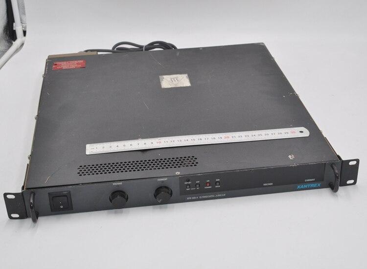 Xantrex XFR 300-4 Voltage 0-300V Adjustable Current 0-4a Adjustable Regulated Power Supply