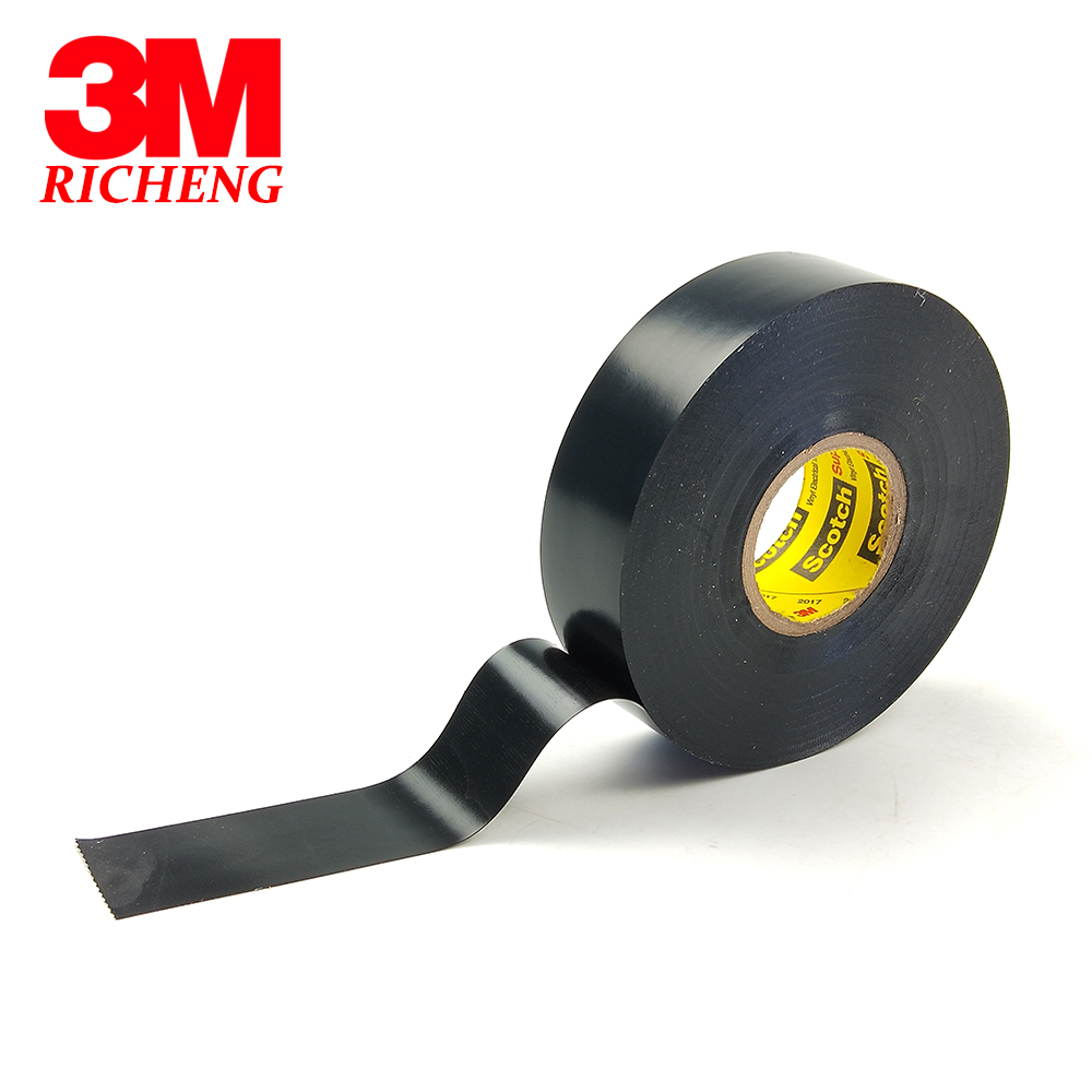 Original 3M  Super 33+ PVC Electrical Insulation Vinyl Adhesive Tape Клейкая лента