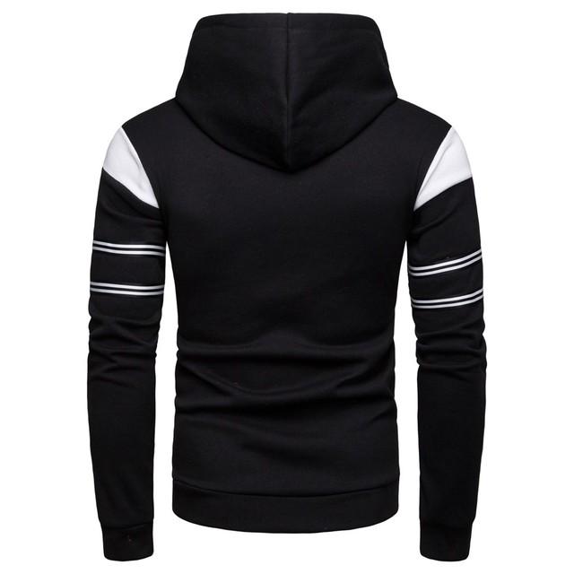 Mens Fashion Sweatshirt Hoodies