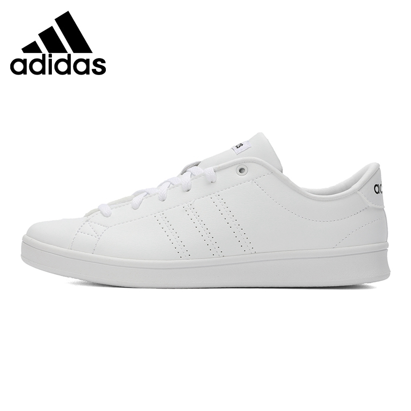 Original New Arrival <font><b>2019</b></font> <font><b>Adidas</b></font> NEO ADVANTAGE CLEAN QT <font><b>Women's</b></font> Skateboarding <font><b>Shoes</b></font> Sneakers image