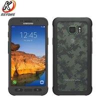 Original New Samsung Galaxy S7 active G891A Mobile Phone 5.1 4GB RAM 32GB ROM Quad Core 2560x1440p Android 4000 mAh Smart Phone