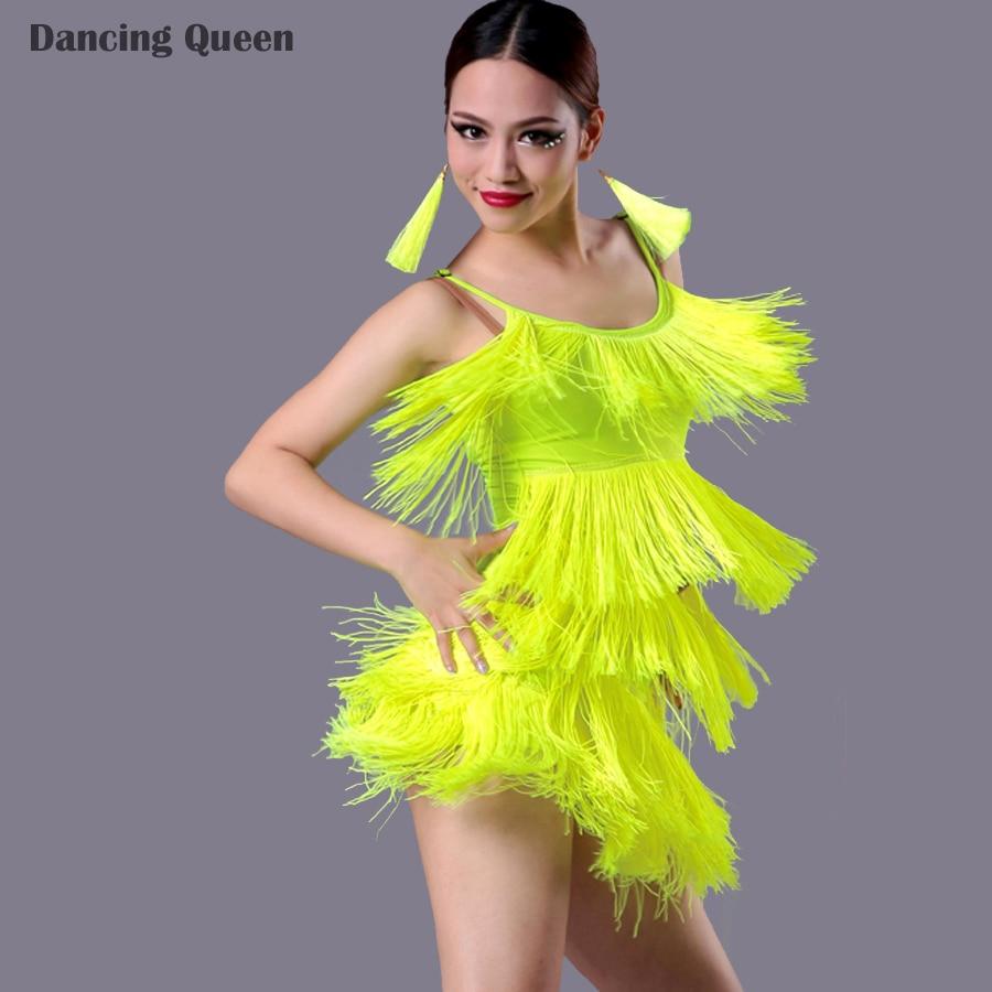 Aliexpress.com : Buy 2016 Latin Dance Dress Women Top ...