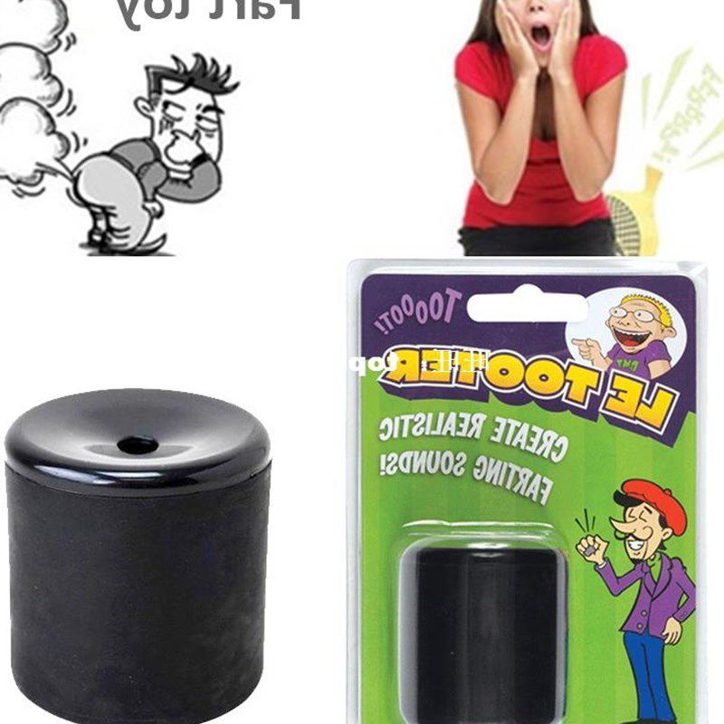 Le Tooter Create Realistic Farting Sounds Fart Pooter Gag Prank Novelty