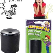 Le Tooter toy Create Realistic Farting Sounds Fart Pooter Gag Gift Antistress Le Tooter Novelty Funny Jokes Prank Toys цена 2017