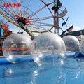 Мяч для водной прогулки из ПВХ  надувной мяч для танцевальных шоу с обычной/импортной застежкой-молнией для детей  взрослых  семейных видов ...