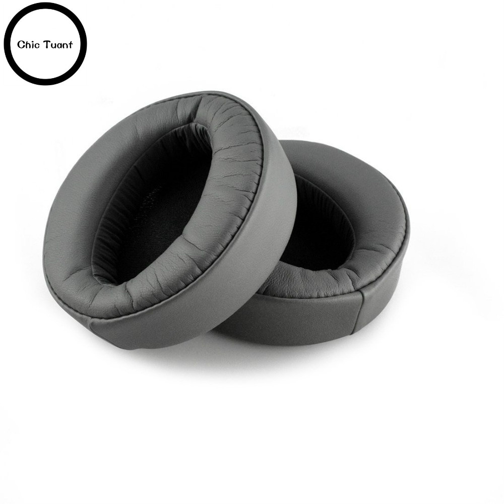 Hot Replacement Ear Pads For Sony MDR-V6 Earpads MDR 7506 MIC BLK Headphones HM
