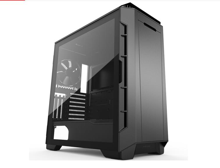 PHANTEKS P600 Active noise reduction water cool sound computer chassis (vertical GPU / dual system / speed / 3x fan)