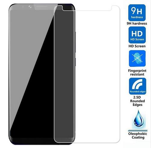 10pcs 2.5D For <font><b>Oukitel</b></font> <font><b>K5000</b></font> Tempered Glass Protective Film 9H Front Cover <font><b>LCD</b></font> Screen Protector For <font><b>Oukitel</b></font> <font><b>K5000</b></font> Guard Saver image