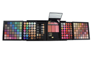 Professional 177 Colors Makeup Set Eye Shadow Blush Powder Cosmetics Palette Lip Gloss Maquiagem Christmas Gift