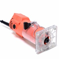 New 220V 420W Trim Wood Router Edge Woodworking Clean Cuts Power Tool 30000RPM For Accurate Cut