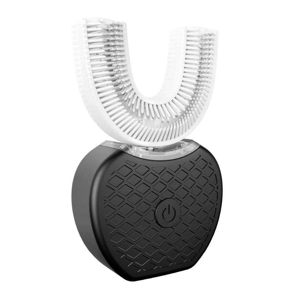 Ultrasonic Electronic Toothbrush with Teeth Whitening 5