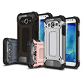 2in 1 TPU+PC Plastic Hybrid Heavy Duty Armor Rugged Shock Proof Housing Phone Case Cover Bag Shell For Samsung Galayx J5 J7 2015