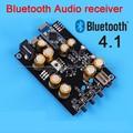 CSR8635 4.1 HIFI Bluetooth audio receiver board for 12v car Amplifier Speaker