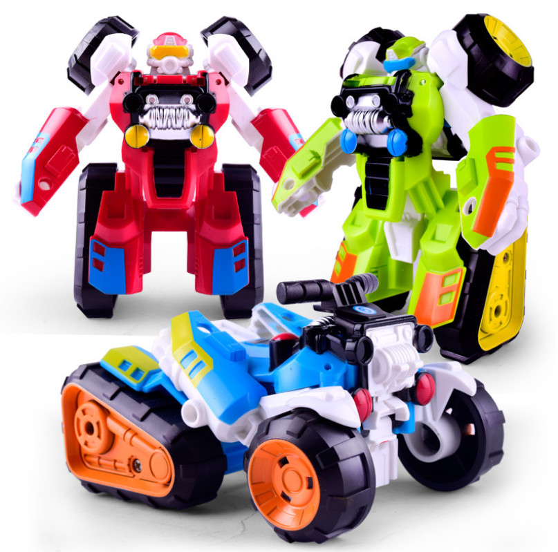 Cool MINI Robot model Action & Toy Figures toys for boys ...