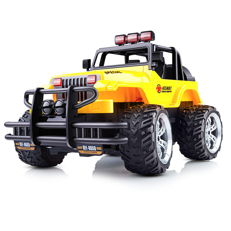 RC Car Large remote control off-road vehicle model children's toy car electric remote control for kids over 6 years old toy car solomon s oyelere model predictive control schemes for autonomous ground vehicle