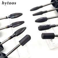 HYTOOS 1Pc Tungsten Carbide Nail Drill Bit 3/32