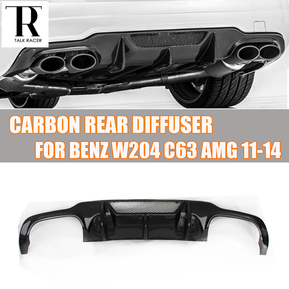 Online Buy Wholesale W204 Rear Diffuser From China W204 Rear Diffuser Wholesalers Aliexpress Com