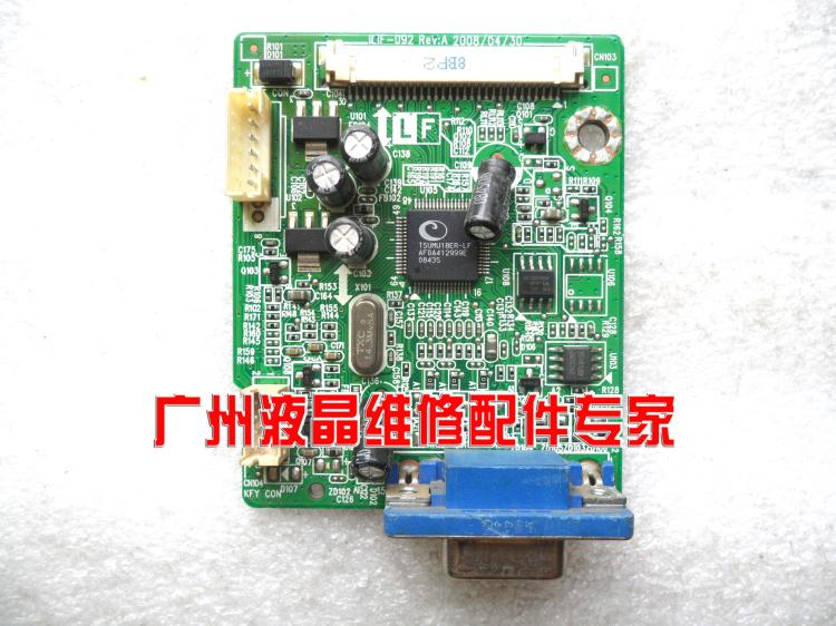 Free Shipping>Original 100% Tested Working W2234S driver board W2234SI decode board W2234S board of ILIF-092 signal free shipping original 100% tested working vx1932wm led drive plate ilif 076 491311300100r motherboard