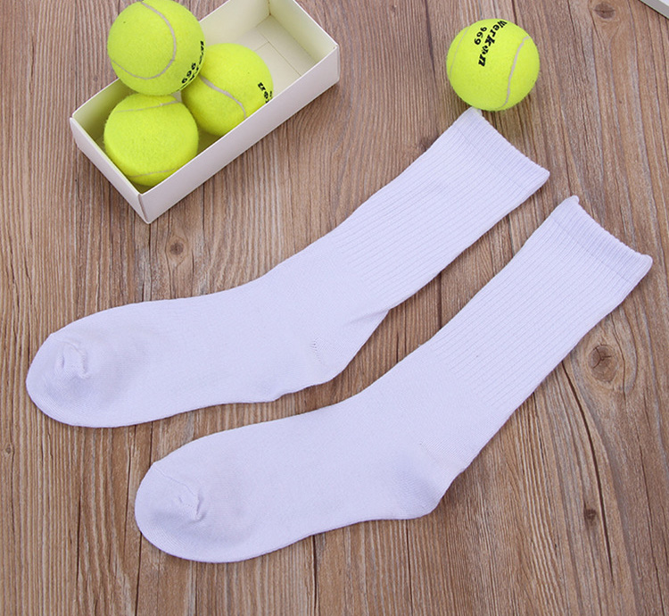 Lucidity Solid Color Socks Cotton Man Fashion Breathable Male White Socks Casual In Tube Socks Dress Men 5pairs/lot